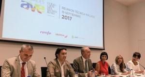Ourense, presente na xuntanza da Rede de Cidades AVE en Málaga