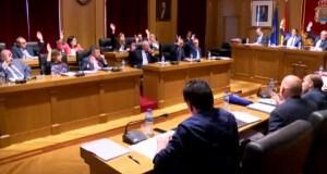 Rexeitadas no pleno da Deputación as mocións que pedían manter a área sanitaria de Valdeorras