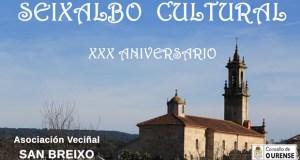 As Semanas Culturais de Seixalbo celebran os seus 30 anos cunha enorme oferta