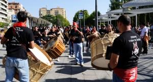 O Entroido ourensán, no IX Festival da Máscara en Zamora
