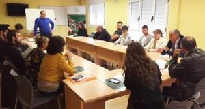 Unhas 18 persoas fórmanse en economía social no Barco