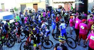 A III Ruta Larouco BTT e Andaina celebrarase este domingo 15 de outubro