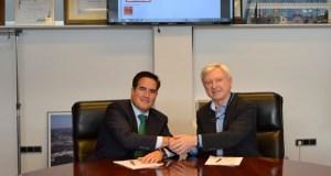 ACAUTO e Expourense asinan o convenio para o IX do Salón do Automóbil