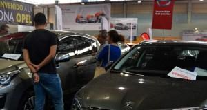 O Salón do Automóbil pecha en Expourense con case 400 vehículos vendidos