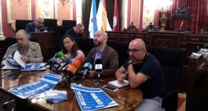 Ourense reduce a presión de agua nas casas para baixar o consumo pola prealerta de seca