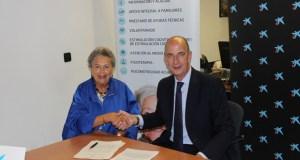 Afaor e La Caixa axudarán a persoas con alzheimer a desenvolver a súa autonomía
