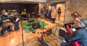 A Ribeira Sacra será a protagonista no novo disco de Luar na Lubre