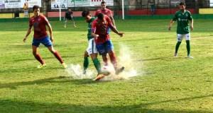 Catro futbolistas de clubs ourensáns, convocados pola Selección Galega de Afeccionados