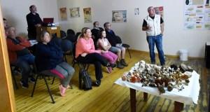 Xornada de iniciación á micoloxía en San Xoán de Río