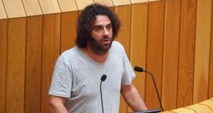 Davide Rodríguez (En Marea) pide no Parlamento galego a integración dos axentes medioambientais no 112