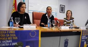 Ourense conta con 560.000 doses de vacina contra a gripe nesta campaña