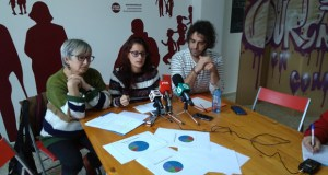 Davide Rodríguez e Ánxeles Cuña (En Marea) valoran os orzamentos da Xunta para a provincia