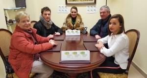 Constitúese a agrupación de Compromiso por Galicia de Amoeiro