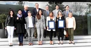 A Fundación Valdegodos recibe as certificacións de calidade ISO 9001 e UNE 158101