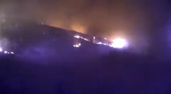 Incendio no concello de O Bolo