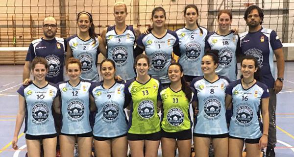 O Club Voleibol Ourense recibe este domingo ao líder da liga nacional feminina