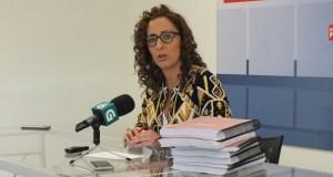 """Noela Blanco (PSOE) aposta pola transparencia e """"a apertura á sociedade"""" na súa candidatura"""