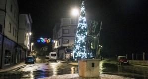 O Nadal enche de luz Viana do Bolo