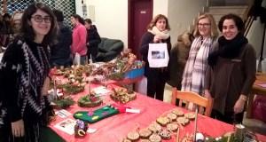 O público respalda o II Mercado de Nadal de Rubiá