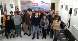 A executiva provincial do PSdeG mantén a súa primeira xuntanza en Ourense