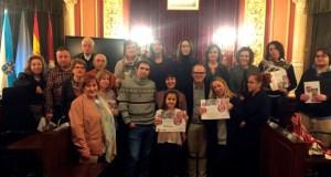 O Concello de Ourense entrega os premios do Box dos Desexos de Nadal