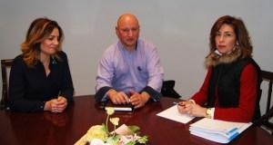 O alcalde de Trives reúnese coa delegada territorial da Xunta en Ourense