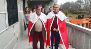 Festa de Reis en Manzalvos