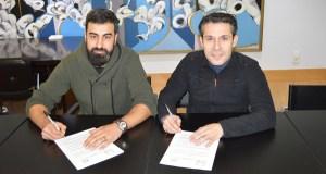 O Club Montaña Trives asina un convenio coa Estación de Manzaneda