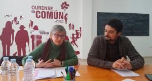 """Ánxeles Cuña (En Marea) tacha de """"electoralismo"""" a cesión da Bibliotreca Pública de Ourense ao Liceo e ao Cineclube Padre Feijóo"""