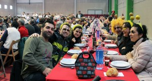 Unhas 500 persoas asisten á XIV Festa da Soá na Veiga