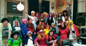 A Confraría de Frei Canedo da Ponte (Ourense) celebra Comadres cunha cea