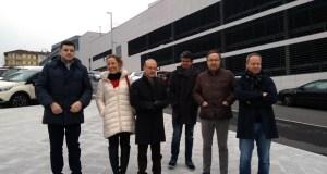 """O PSdeG-PSOE de Ourense pide """"a xestión directa e pública"""" do parking do CHUO"""