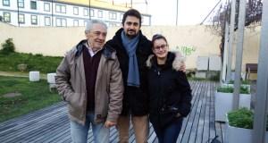 Martiño Xosé Vázquez repetirá como cabeza de lista de OUeC nas locais do 2019