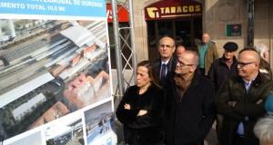 As obras da Intermodal de Ourense arrancarán no verán