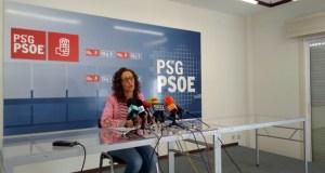 """Noela Blanco (PSOE): """"A hemodinámica as 24 horas é unha necesidade"""""""