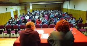 Arranca a XVI Semana de Xornadas Educación-Empresa no IES Lauro Olmo