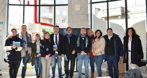 A D.O. Monterrei recibe a visita de membros da Asociación de Sumilleres de Castellón