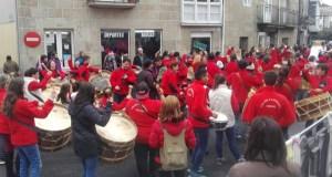 Trives suspende o desfile do Martes do Entroido a causa da chuvia