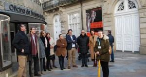 Ourense celebra o Día do Guía de Turismo cunha visita á Catedral