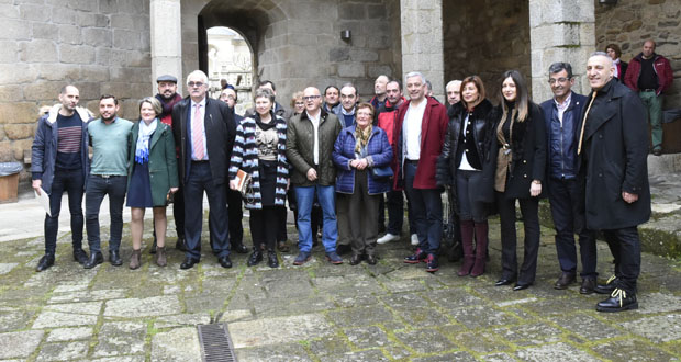 """O videoclip """"Este vaise"""" promove a candidatura da Ribeira Sacra a Patrimonio da Humanidade"""