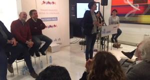 """Ana Pontón: """"Este BNG, renovado e reforzado, é a alternativa para que Ourense recupere o pulso e a ilusión"""""""