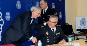 Juan Carlos Blázquez Fernández toma posesión como comisario xefe provincial do CNP