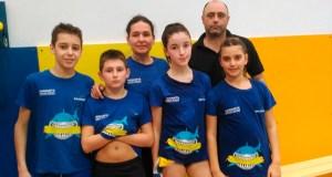 O Club Salvour nas copas de España e Galicia de salvamento e socorrismo