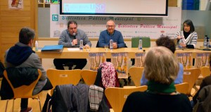"""""""O culto da auga"""", nas conferencias sobre termalismo da Biblioteca de Verín"""