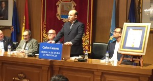 O escritor ourensán Carlos Casares, distinguido coa Medalla de Ouro da provincia a título póstumo