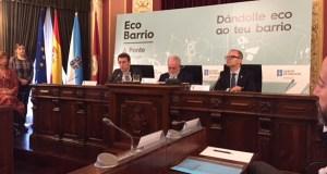 Preséntase o Ecobarrio de Ourense, o primeiro de Galicia