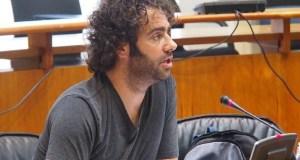 O parlamentario de En Marea Davide Rodríguez pide a mellora da N-540 entre Lugo e Ourense
