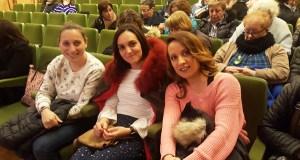 As mozas empresarias, protagonistas do Día da Muller en Trives