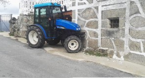 Falece un home ao volante dun tractor en Cambela (O Bolo)