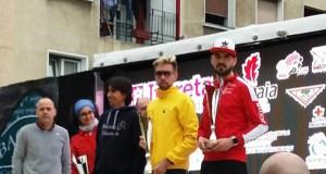 Alejo Ares (Adas), bronce no campionato de España de 10 km ruta